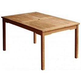 Zahradní stůl teak WINNER 160