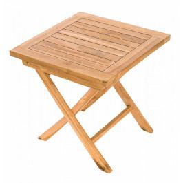 Zahradní odkládací stolek CANADA (teak)