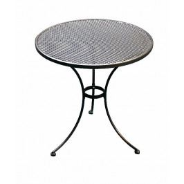 Kovový stůl kulatý ø 70 cm