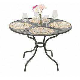Kovový stůl kulatý ø 90 cm