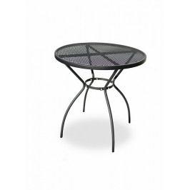 DEOKORK Kovový stůl STEEL (ø70 cm)