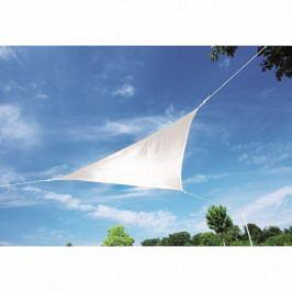 Doppler Sluneční clona ALUPRO trojúhelník 500 x 500 x 500 cm (různé barvy) 808 bílá