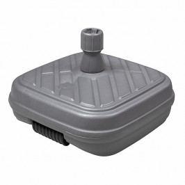 Doppler Plastový plnitelný sokl DESIGN s kolečky 50 kg (antracit)