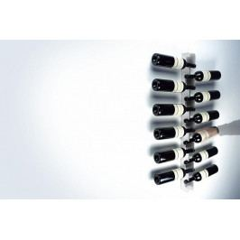 Zásobník na láhve RADIUS DESIGN (FLASCHENWANDREGAL edestahl 523A)