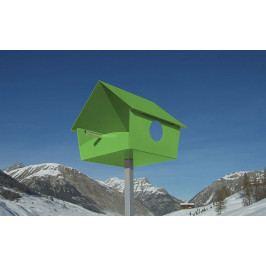 Radius design cologne Ptačí budka RADIUS DESIGN (PIEPSHOW XXL grün 529D) zelená