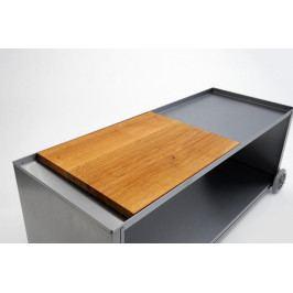 Dřevěná deska k vozíkům na dřevo RADIUS DESIGN (HOLZPLATTE 470C)