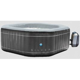 NETSPA Mobilní vířivka SILVER (710L)