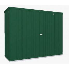 Biohort Skříň na nářadí Biohort vel. 230 227 x 83 (tmavě zelená) 230 cm (2 krabice)