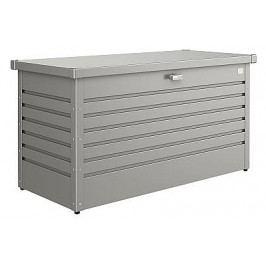 Venkovní úložný box LeisureTime Box 101 x 46 x 61 (šedý křemen metalíza)