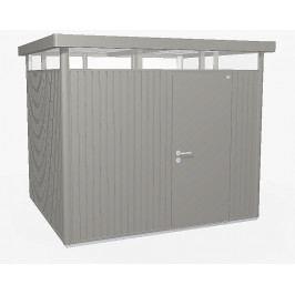 Zahradní domek BIOHORT HighLine H3 275 x 235 (šedý křemen metalíza)