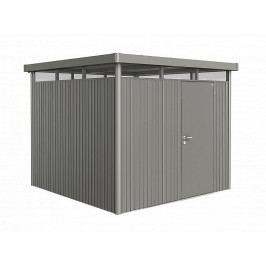 Zahradní domek BIOHORT HighLine H5 275 x 315 (šedý křemen metalíza)
