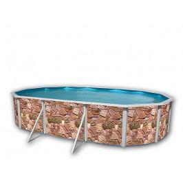 Bazén ROCALLA oválný (6,4 x 3,66 x 1,2 m)