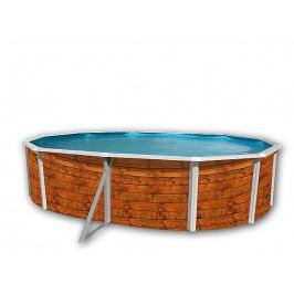 Bazén ETNICA oválný (6,4 x 3,66 x 1,2 m)