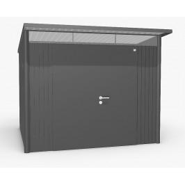 Biohort Zahradní domek BIOHORT AvantGarde DUO A6 260 x 260 x 218 (tmavě šedá metalíza)