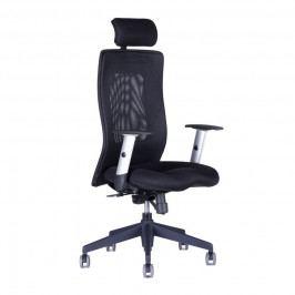Kancelářská židle na kolečkách Office Pro CALYPSO GRAND SP1 – s područkami 1111