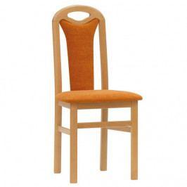 Dřevěná jídelní židle Stima BERTA – bez područek, více barev