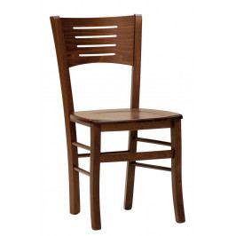 Dřevěná jídelní židle Stima VERONA – bez područek, nosnost 155 kg
