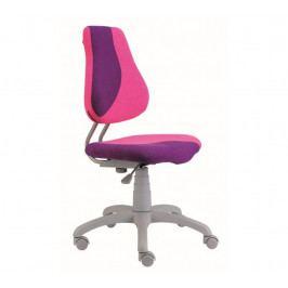Dětská rostoucí židle na kolečkách Alba FUXO S-LINE – bez područek