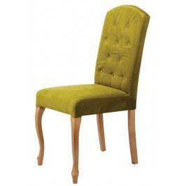 Jídelní dřevěná buková židle BRADOP HELGA – celočalouněná, na míru