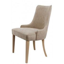 Jídelní dřevěná buková židle BRADOP HUBERTA – celočalouněná, na míru
