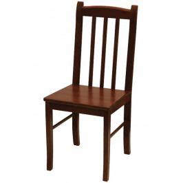 Jídelní dřevěná židle Bradop MONIKA – buk masiv, na míru