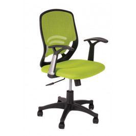 Kancelářská židle na kolečkách Bradop ZK15 - černá