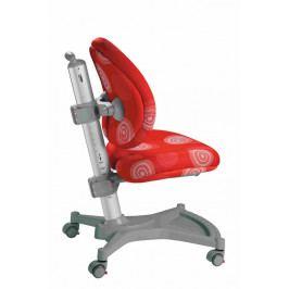 Dětská rostoucí židle Mayer MYPONY – bez područek, zamykatelná kolečka 26 091