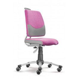 Rostoucí dětská židle na kolečkách Mayer ACTIKID A3 SMILE  – bez područek