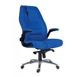 Manažerské křeslo na kolečkách Antares MARKUS – modré, nosnost 130 kg