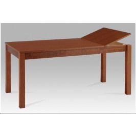 Jídelní rozkládací stůl BLOCCO – masiv třešeň, 120+44×80 cm
