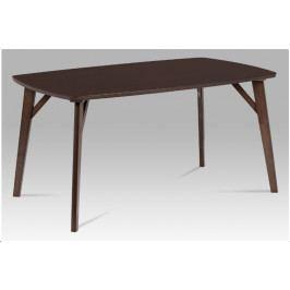 Jídelní stůl SPAZIO – masiv buk, ořech, 150×90 cm