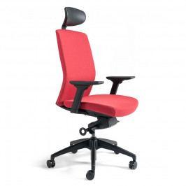 Kancelářská ergonomická židle Office Pro J2 SP — více barev, s podhlavníkem