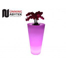 Svítící nábytek - Květináč Sunset MAXI XXL