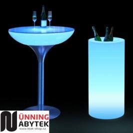 Svítící PARTY nádoba na led Maxi / LED Dekorace