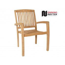 Zahradní židle Teak Masiv Victoria