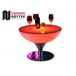 Svítící nábytek bistro stůl LIGHT 55