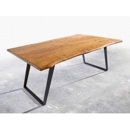 Jídelní stůl Akácie Masiv Natur 200x100