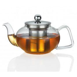 Konvice na čaj TIBET od 0,4 L sklo/nerez - Küchenprofi Objem: 0,4 l