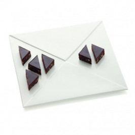 Čtvercový talíř motiv trojúhelníku, Metrix - Maxwell & Williams