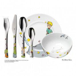Dětský jídelní set 6dílný Malý princ - WMF