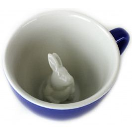 Hrnek KRÁLÍK 325 ml 2 barvy - Creature Cups Barva: kobaltově modrá