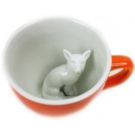 Hrnek LIŠKA 325 ml - Creature Cups