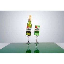 LÁHEV re-design Pilsner Urquel - edice DRUNK GLASSES - Lukáš Houdek Provedení: prázdná láveh