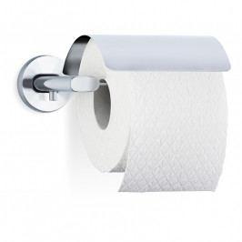 Držák toaletního papíru s krytem matný nerez AREO - Blomus