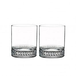 Set křišťálových sklenic
