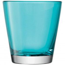 LSA Asher sklenice tyrkysová, 340ml