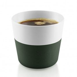 Hrnky na kávu Lungo forest green 230ml, set 2ks, eva solo