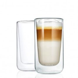 Set termosklenic na café latte 320 ml NERO, Blomus