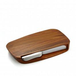 Prkénko na krájení chleba s nožem - Nambé