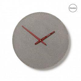 Betonové hodiny Clockies CL300110